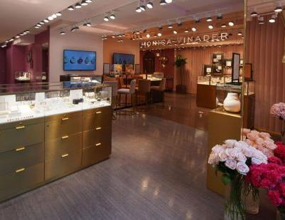 Monica Vinader opens second NYC boutique