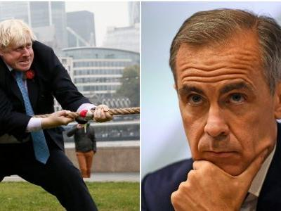 The Bank of England is once again at war with pro-Brexit politicians