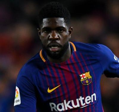 'Joker!' - Umtiti sits on the fence when asked about Man Utd move