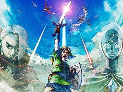 Legend of Zelda: Skyward Sword is Not Planned for Nintendo Switch