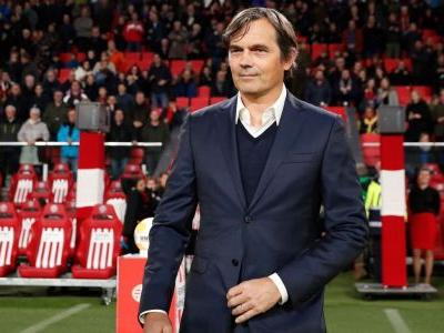 Derby appoint Cocu as Lampard replacement