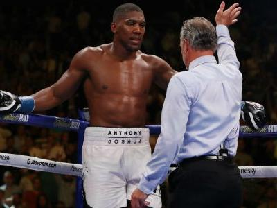 'He wasn't a true champion': Deontay Wilder slams Anthony Joshua after stunning loss