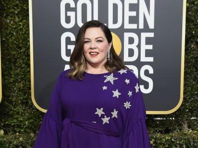 Melissa McCarthy Shows Off Incredible Weight Loss On The Golden Globes Red Carpet
