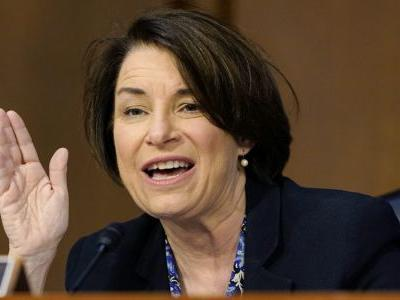 Amy Klobuchar Rips Ted Cruz-Led Gang of Senators Threatening to Reject Biden Victory on Jan. 6: 'Can You Please Get a Grip?'