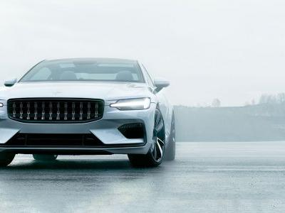 The UK Won't Be Among The First To Get The 592bhp Polestar 1 EV