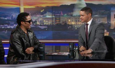 Watch A Tribe Called Quest's Q-Tip Talk About Racism And Subjugation On The Daily Show