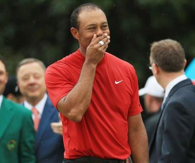'Could barely walk': What Tiger Woods' low was like before Masters high