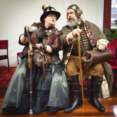 What's On: Steampunk NZ Festival