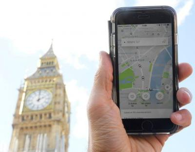 Victory for Uber as court overturns ban on operating in London