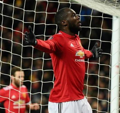 Mourinho's perfect pair come up trumps as Lukaku and Matic send Man Utd to semis