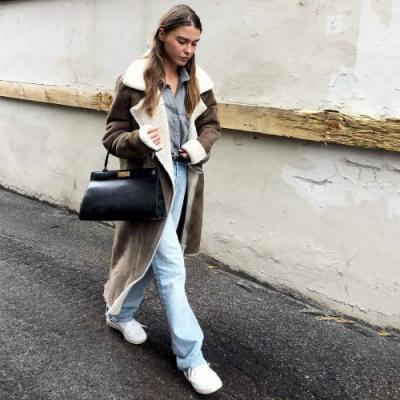 Yes, You Can Wear Sneakers in the Winter-21 Outfits to Prove It