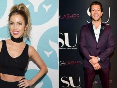 Kaitlyn Bristowe & Jason Tartick's Body Language On Their First Date Seems Disconnected