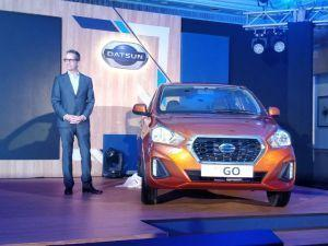 Updated Datsun Go and Go Launched Ahead of Festive Season