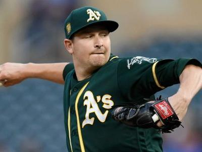 MLB hot stove: Angels to sign Trevor Cahill to 1-year deal, reports say