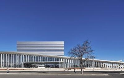 Buddy Holly Hall of Performing Arts and Sciences / Diamond Schmitt Architects