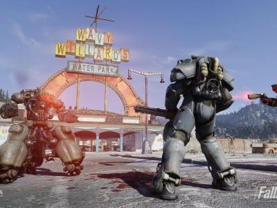 Player created shops are coming to Fallout 76