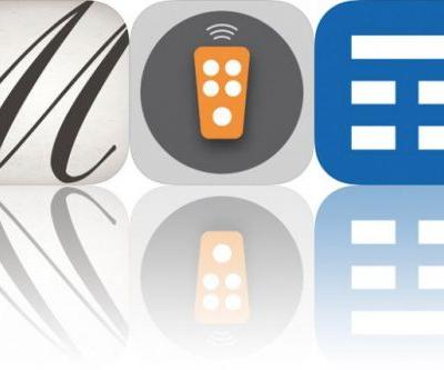 Today's Apps Gone Free: Multisaurus, Remote Control for Mac and Week Calendar Widget
