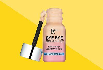 This New Concealer Actually Fights Pimples