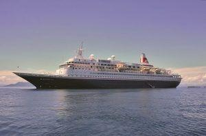 Fred. Olsen Cruise Lines' 'Boudicca' to take part in momentous 'Voyage of Rememb