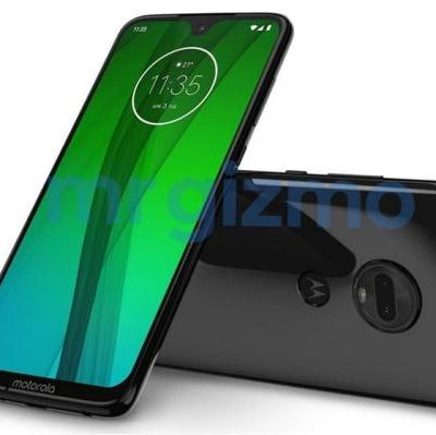 Motorola Moto G7 and Moto G7 Plus renders leaked