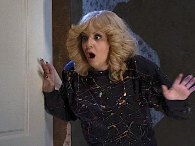 The Goldbergs' Beverly Meets Freddy Krueger In Spooky New Pics