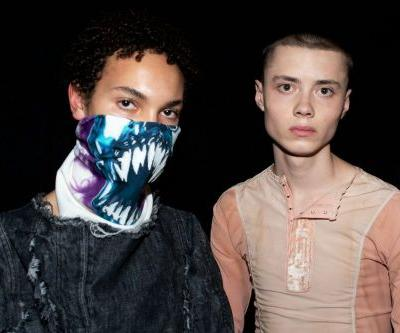 Backstage buzz | london fashion week graduate shows