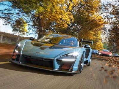 Forza Horizon 4 update coming 10/25/18