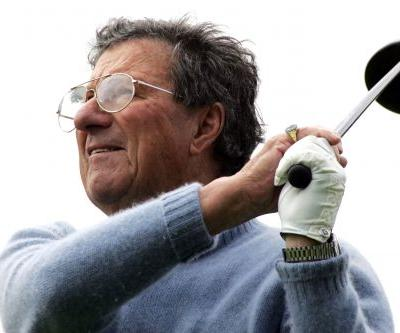 Peter Thomson, 5-time British Open champ, dies at 88