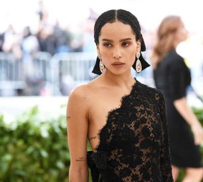 Zoe Kravitz will play Catwoman opposite Robert Pattinson in 'The Batman'