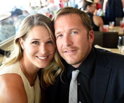 Bode Miller and wife Morgan Beck are expecting twins