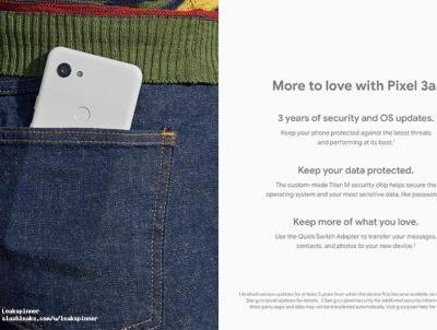 Pixel 3a XL spotted on Best Buy retail store ahead of launch