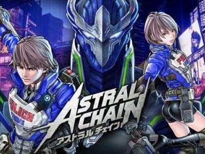 Astral Chain Information Details the Ark
