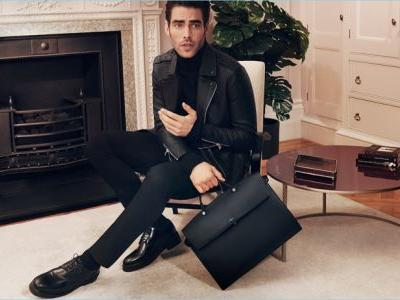 Jon Kortajarena Takes Hold of the Mercurio Bag for Furla Campaign