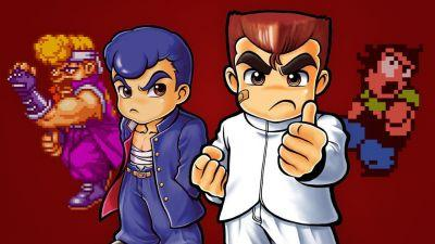 River City Ransom: Underground gets a launch trailer and release date