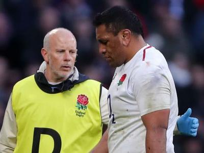 Six Nations 2019: England's Mako Vunipola out for tournament