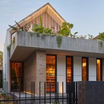 RZB House / Carrier and Postmus Architects