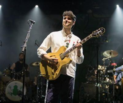 "Vampire Weekend Cover Bob Dylan's ""Jokerman,"" Ezra Koenig Interviews Jokerman Font Creator"