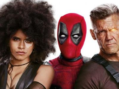 Deadpool 2 Is Third Highest-Grossing R-Rated Film Ever