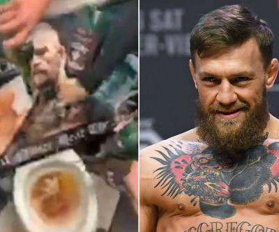 Irish bar denounces Conor McGregor by flushing his whiskey down the toilet