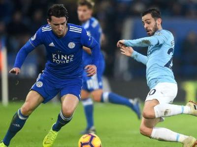 Manchester City interested in signing Leicester's Ben Chilwell - sources