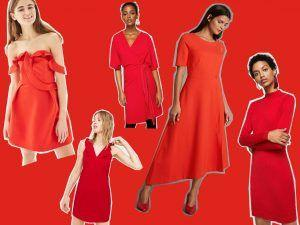 18 Red Dresses To Make You Feel Like A Knockout