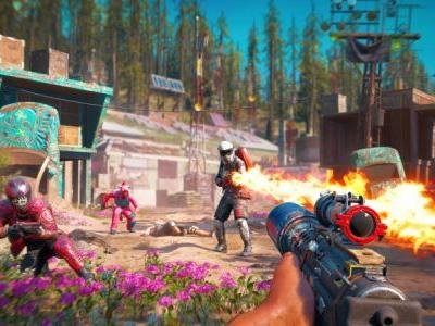 Far Cry New Dawn Review - A Paint-By-Numbers Sequel