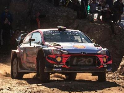 Hybrid World Rally Cars Are On The Way