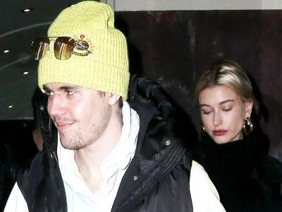 Justin Bieber and Hailey Baldwin Look Effortlessly Cool Stepping Out During a Frigid NYC Day: See Pics!