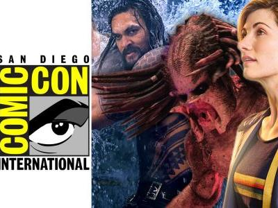 What Movie & TV Show Panels To Expect At SDCC 2018