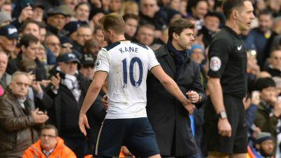 Kane one of the top strikers in the world - Pochettino