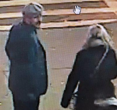 A man dropped his fiancee's ring down a NYC grate after proposing and they walked away, but using social media, police tracked them down
