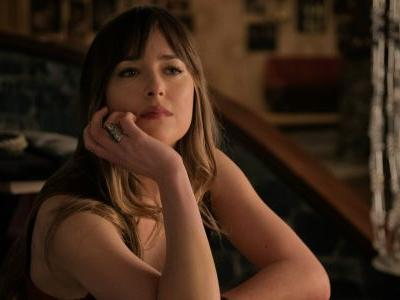 Jon Hamm, Dakota Johnson & Cailee Spaeny Interview: Bad Times At El Royale