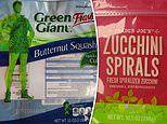 Pre-packaged veggies from Trader Joe's and Green Giant recalled over listeria fears