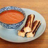 Grilled Cheese Dippers Will Delight Your Inner Child
